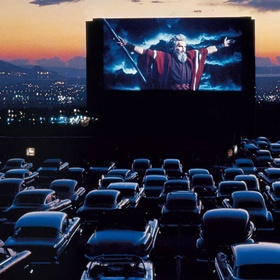 See a movie at a drive-in theatre - Bucket List Ideas