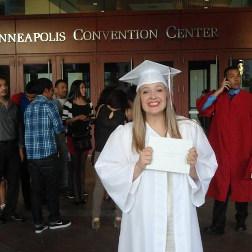 Graduate highschool - Bucket List Ideas