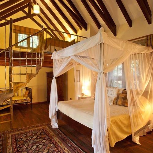 🍴 Eat at the Giraffe Manor in Kenya - Bucket List Ideas