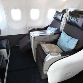 Fly Business Class - Bucket List Ideas