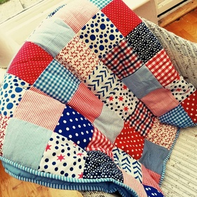 Make a patchwork quilt - Bucket List Ideas