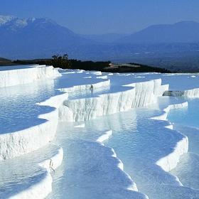 Visit Pamukkale  Thermal Pools, Turkey - Bucket List Ideas