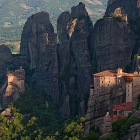 Greece - Visit Meteora - Bucket List Ideas