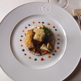 Eat at a Michelin Starred Restaurant - Bucket List Ideas