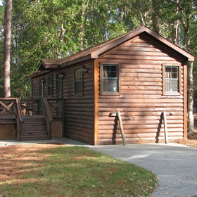 Stay at Cabins at Fort Wilderness - Bucket List Ideas