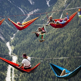 Experience the Highline Meeting - Bucket List Ideas