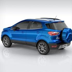 Own Ford Eco Sport 2020 - Bucket List Ideas