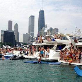 Go to a Yacht party - Bucket List Ideas