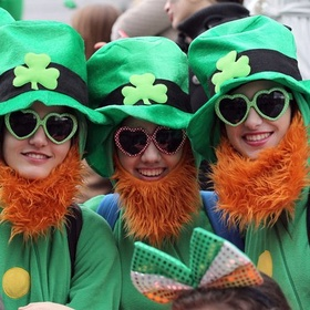 Go to a st. patrick's day parade in dublin - Bucket List Ideas