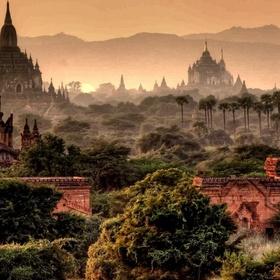 Visit Myanmar - Bucket List Ideas