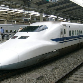 Ride a bullet train in Japan - Bucket List Ideas
