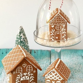 Build a Gingerbread House - Bucket List Ideas