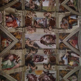 See the frescoes at the Sistine Chapel - Bucket List Ideas