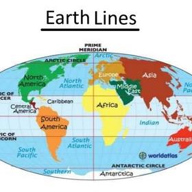 Cross various 'Earth Lines' - Equator, Prime Meridian, International Date Line, etc - Bucket List Ideas