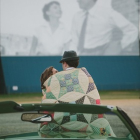 Have a date in a drive-in cinema - Bucket List Ideas