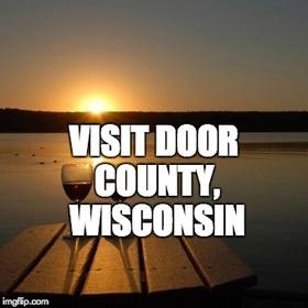 Visit Door County, Wisconsin - Bucket List Ideas
