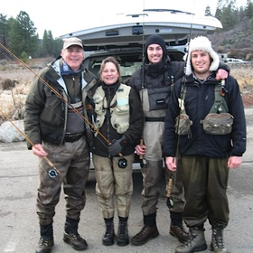 Fly Fish British Columbia - Bucket List Ideas