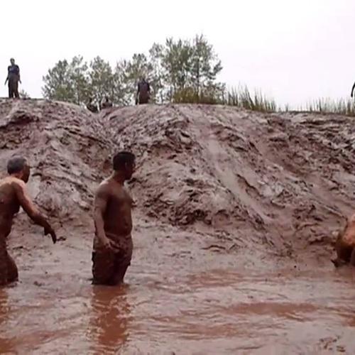 Go Mud sliding - Bucket List Ideas