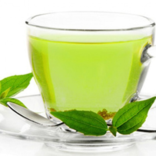 Drinking green tea for a while - Bucket List Ideas