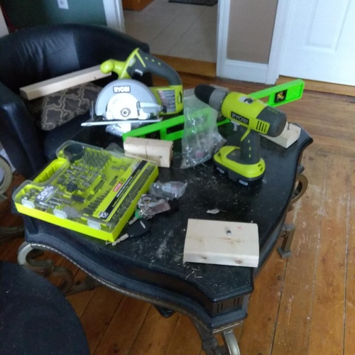 Learn how to use power tools - Bucket List Ideas