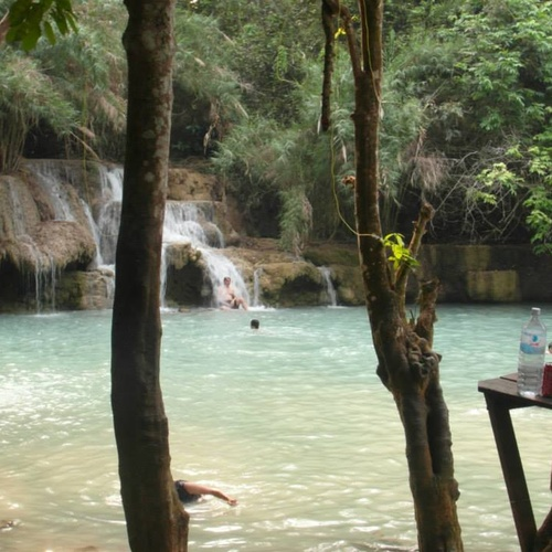 Swim / Stand under a waterfall - Bucket List Ideas