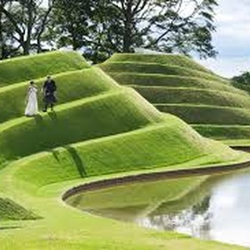 Visit Jupiter Artland ~Scotland - Bucket List Ideas