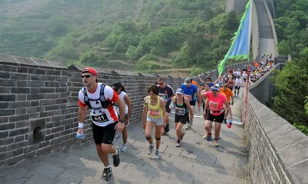 Climb the Great Wall of China - Bucket List Ideas