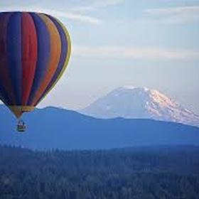 Go on hot air balloon ride - Bucket List Ideas