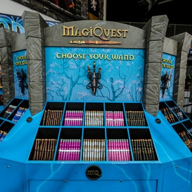 Play at the MagiQuest in Pigeon Forge, TN - Bucket List Ideas