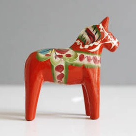 Buy A Dala Horse From Lindsborg - Bucket List Ideas