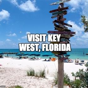 Visit Key West, Florida - Bucket List Ideas