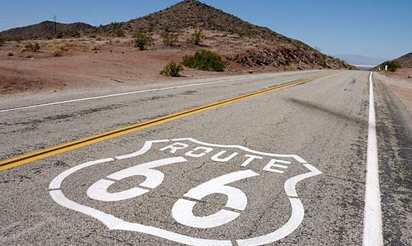 Travel Route 66 - Bucket List Ideas