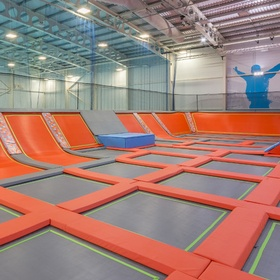 Visit a trampoline park - Bucket List Ideas