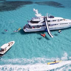 Do a yacht-vacation - Bucket List Ideas