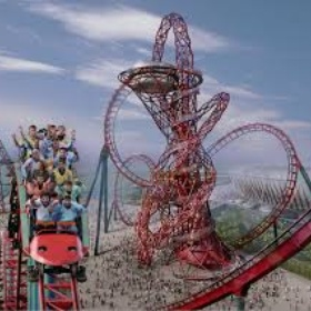 Ride every roller coaster in the US - Bucket List Ideas