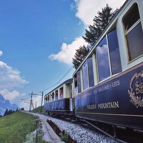 Ride The Chocolate Train - Bucket List Ideas