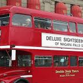 Ride a Red Double Decker Bus - Bucket List Ideas