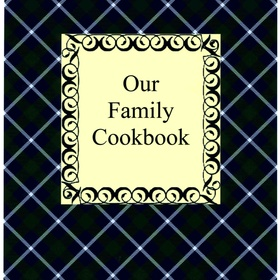 Start a Family Cookbook - Bucket List Ideas