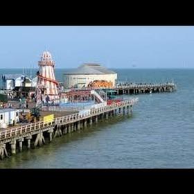 Caravan holiday to Clacton on sea - Bucket List Ideas
