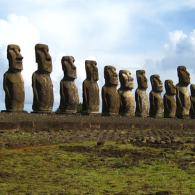 Chile - Easter Island - Bucket List Ideas