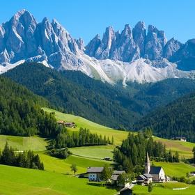 Visit Switzerland - Bucket List Ideas