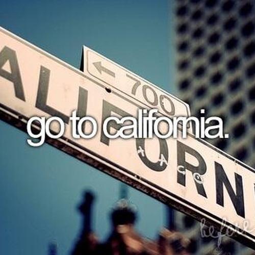 Visit LA, California - Bucket List Ideas