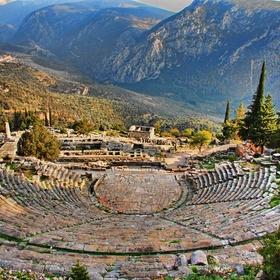 Visit Delphi in Greece - Bucket List Ideas