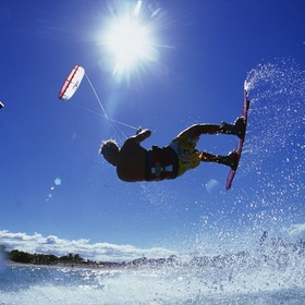 Do kitesurfing - Bucket List Ideas