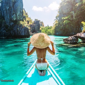 Navigate the water ways of El Nido, Palawan ~Philippines - Bucket List Ideas