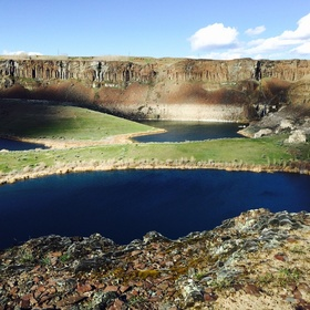 Backpack the Ancient Lakes Trail near Quincy Washington - Bucket List Ideas