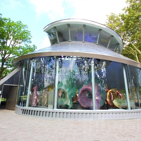Ride the Sea Glass Carousel in NYC - Bucket List Ideas