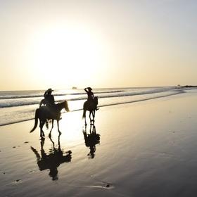 Galloping on the beach - Bucket List Ideas