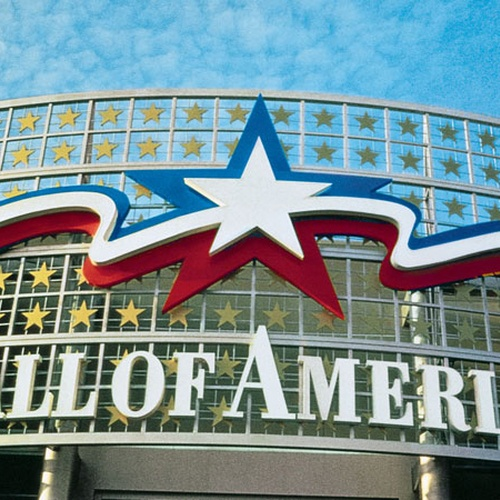Go to the Mall of America - Bucket List Ideas