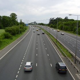 Drive on a motorway - Bucket List Ideas